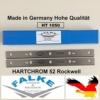 2 Stück Scheppach HT 1050 Abricht-Dickenhobel 254mm Hobelmesser -