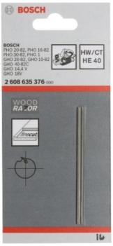 Bosch Pro Hobelmesser für Handhobel (40°, gerade, Hartmetall) -
