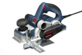 Bosch Professional GHO 40-82 C, 850 W Nennaufnahmeleistung, 82 mm Hobelbreite, 0 - 4,0 mm Spandicke einstellbar, Falztiefenanschlag, Koffer -