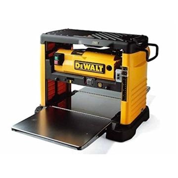 DeWalt DW733-QS Montagehobel, 1.800 Watt -