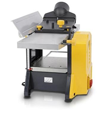 Hobelmaschine Abrichthobel Dickenhobel Bretter Hobel 1500W POW X204 -