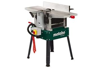 Metabo Hobelmaschine HC 260 C-2,8 DNB, 2,8 kW, 114026100 -
