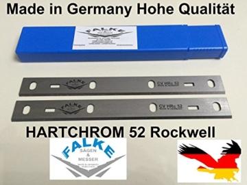 Scheppach / Woodster Woodstar Hobelmesser geeignet HMS 2000 / PT 85 -